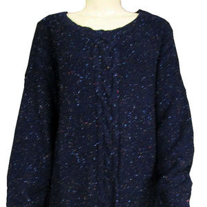 Tommy Hilfiger Sweaters Dark Blue X-Large